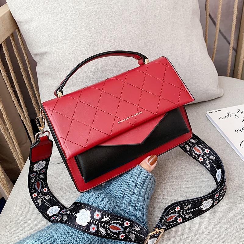 VreyMe Luxury Brand Female Shoulder Bag Retro Wide Strap Crossbody Bags Quality PU Leather Ladies Handbag Fashion Purse