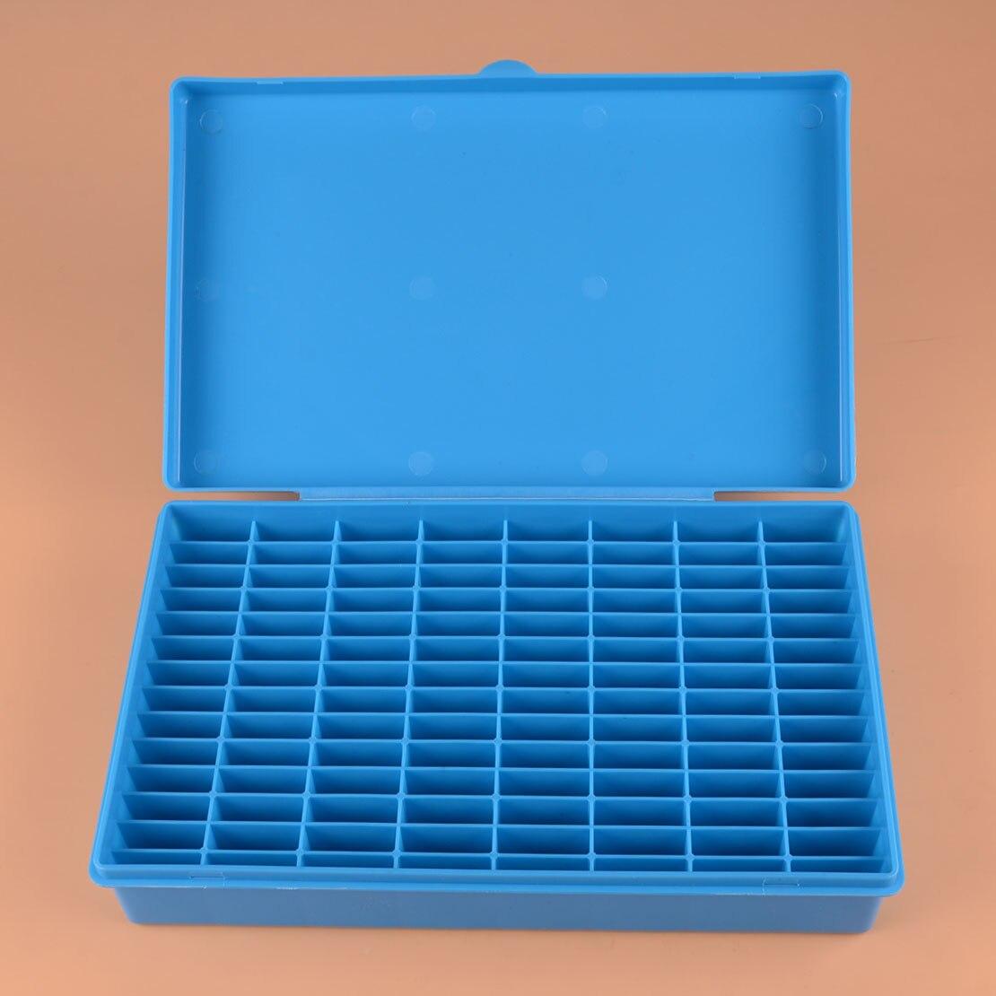 قوي البلاستيك فارغة مفتاح صندوق تخزين مفتاح الأجنة صندوق علبة 112 شبكات المساحات الاقفال العرض