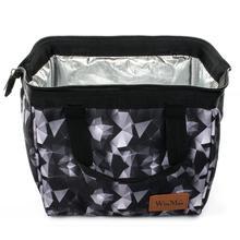Winmax 브랜드 XWI5-017 쿨러 가방 남자 여자 열 절연 피크닉 휴대용 컨테이너 가방 키즈 음식 신선한 유지 점심 가방