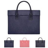 Fashion Laptop Bag Case For 2019 HUAWEI Honor MagicBook 14 Inch MateBook 13 X Pro 13.9 D B 15.6 E 12 inch Handbag Sleeve Cover