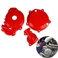 motorcycle engine protection cover from shell magneto decoration around would apply for bosuer rtc300 j5