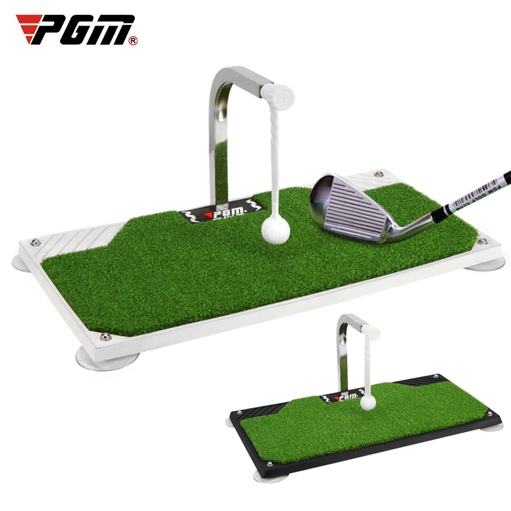 Golf Practice Putting Mat Indoor Outdoor Golf Swing Trainer 360° Rotation Professional Golf Putter Training Aids Accessories New