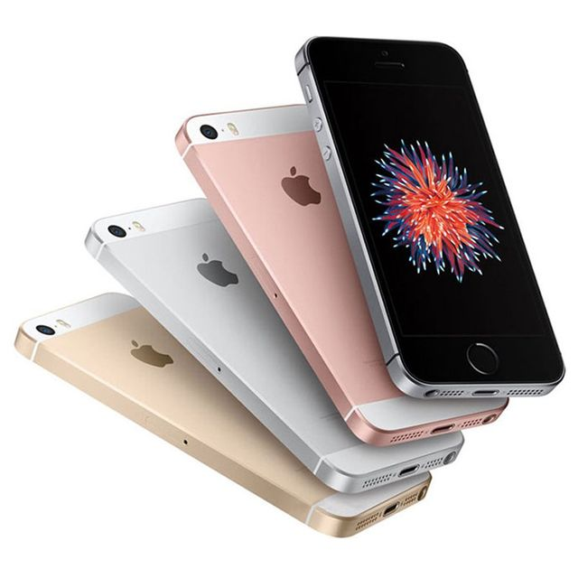 Dual-core Apple Iphone SE A1662 A1723 16GB 32GB 64GB ROM 2GB RAM Unlock Used Mobile Cell Phone 6
