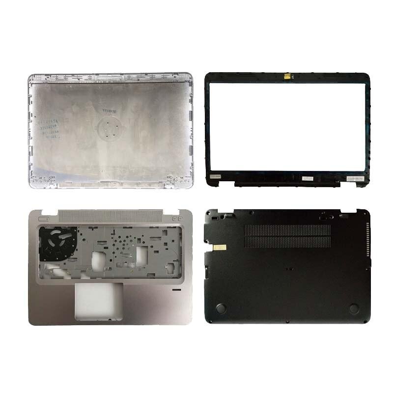 NUEVA CUBIERTA DE portátil para Hp EliteBook 840 G3 cubierta de LCD superior/bisel frontal LCD/cubierta superior de reposamanos/cubierta inferior