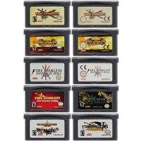 32 Bit Video cartucho de juego consola de Nintendo GBA emblema de fuego serie espada de sella la Binding Blade