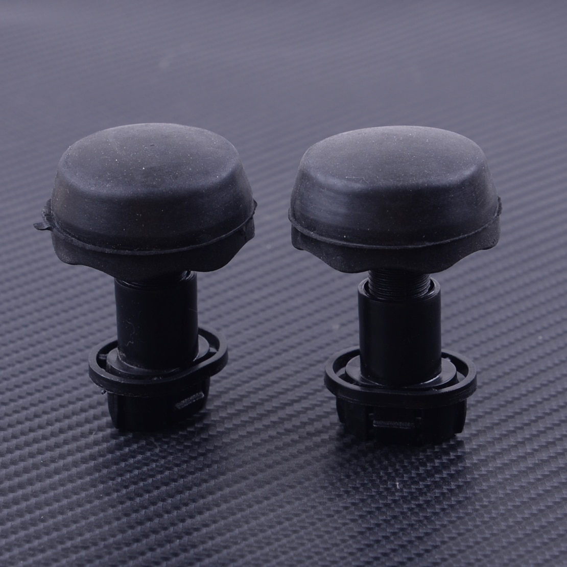Nuevo amortiguador de goma DWCX 2 uds para Ford c-max Edge Escape Focus Transit Connect CV6Z16758A