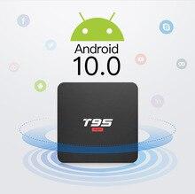 T95 Super TV-Box 2gb 16gb Android 10.0 Smart Set-Top-Box 4K Iptv Network Media Player Quad-Core H3 Allwinner T95Super Netflix