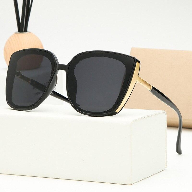 Очки солнцезащитные женские антибликовые, спортивные роскошные брендовые дизайнерские солнечные очки для мужчин и женщин, для вождения, в ...