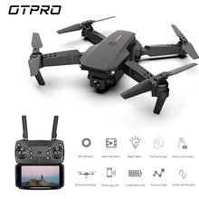 Drone OTPRO 4K EXA Dron avec caméra HD Drone vidéo en direct X Pro hélicoptère RC FPV Quadrocopter Drones WIFI DRON VS Drone E58 E520