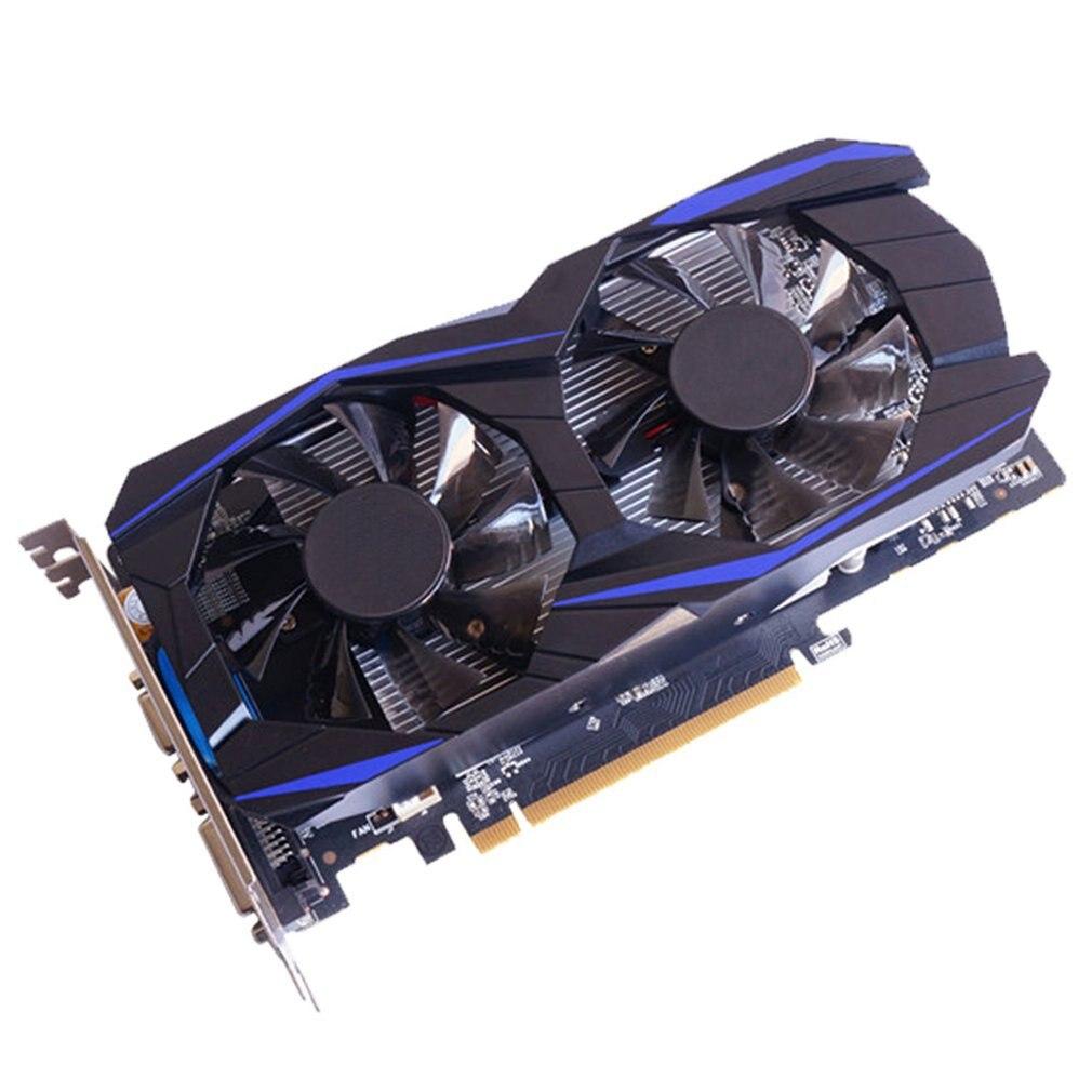 Gtx1050Ti 4G Ddr5 128Bit bilgisayar oyun grafik kartı Geforce 4Gb Ddr5 128Bit Hdmi Directx 12 ekran kartı