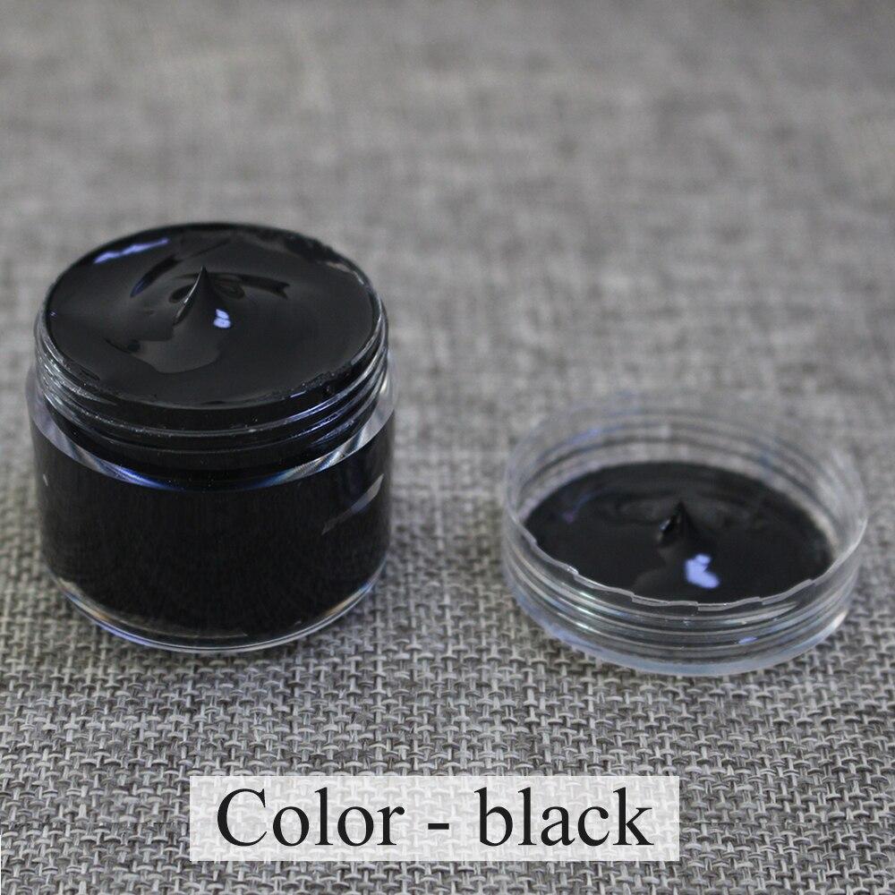 Крем-краска для обуви 30 мл Bl, крем для кожаной обуви, дивана, сумки для ремонта одежды, восстановления и изменения цвета