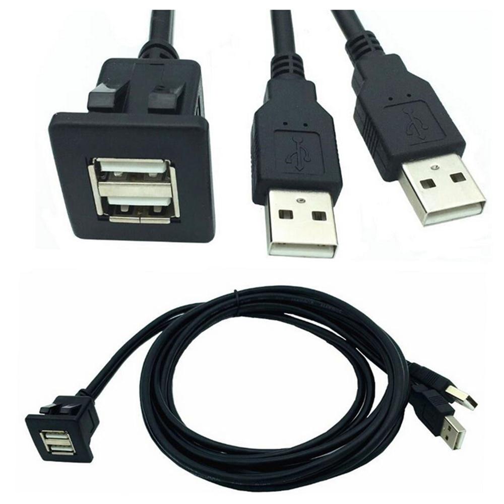 Cables de extensión con hebilla para salpicadero de coche y camión Cable...