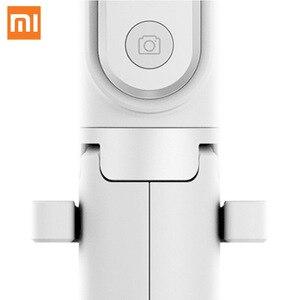 Image 4 - Складной Bluetooth штатив Xiaomi, оригинальная селфи палка с беспроводной активацией затвора, селфи палка для iPhone, Android, Xiaomi
