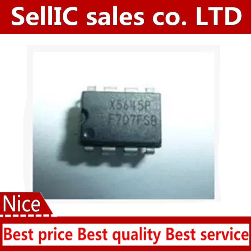 Chip de circuito integrado IC X5645P X5645