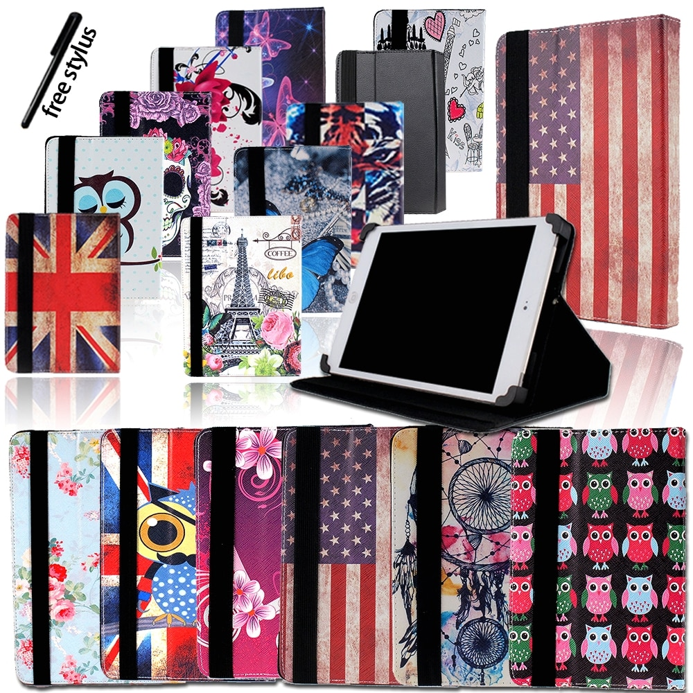 Multicolor Leather Tablet Stand Folio Cover Case Suitable for Apple IPad 1/2/3/4 IPad 5th/6th/7th/iPad Air/iPad Pro Tablets Case mandala pu leather stand cover case for apple ipad ipad mini ipad air ipad pro tablet lightweight durable protective case