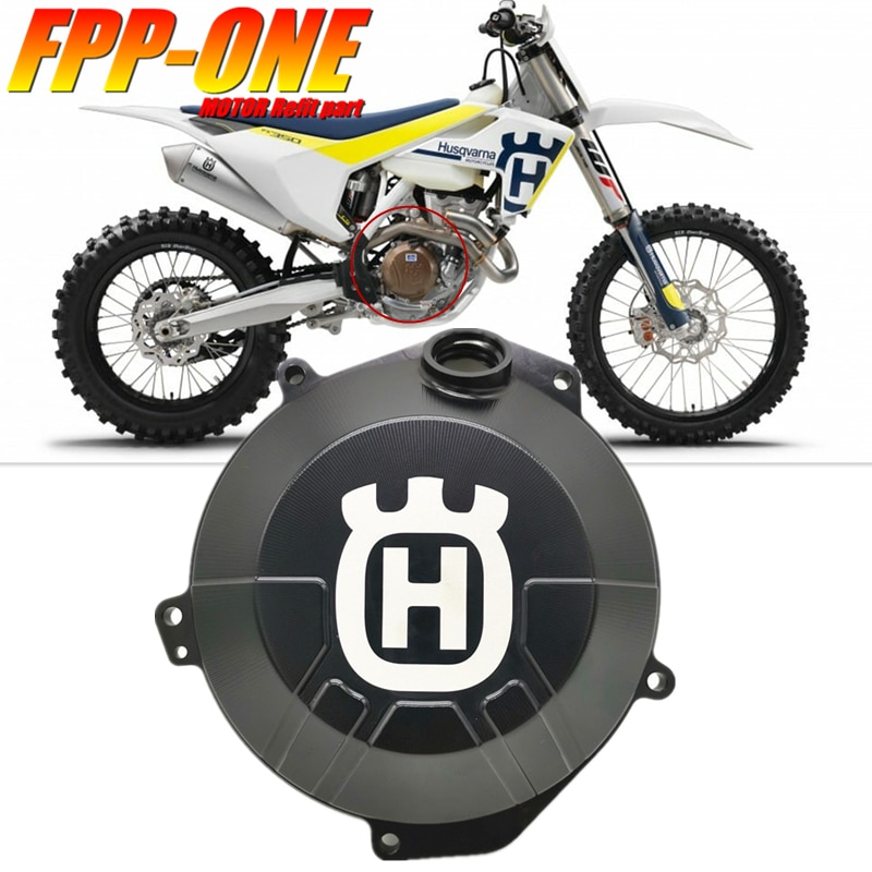 FOR Husqvarna FE250 FE350 FX350 2017-2020 Motorcycle Accessories Modified Parts Engine Guard Protection Cover