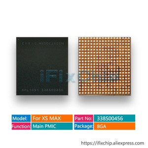 1-10pcs/lot 338S00456 For iPhone XS MAX Main Power IC Big/Large Power Management Chip PM IC U2700 PMIC