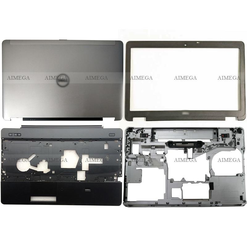 For Dell Latitude E6540 Laptop LCD Back Cover/Front Bezel/Palmrest/Bottom Case