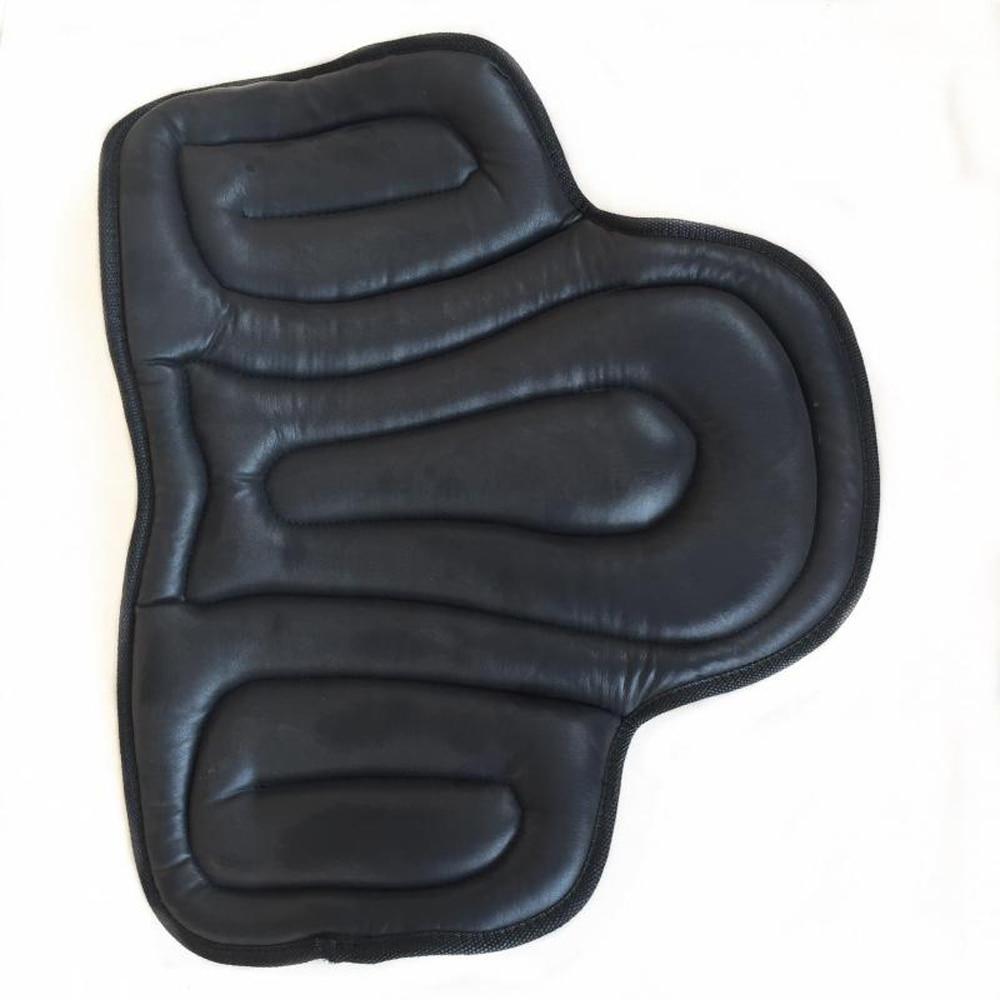 Подседельная подушка для лошадей, уличная тренировочная подушка из искусственной кожи, подседельная подушка для лошадей, Кожаная подушка, ...