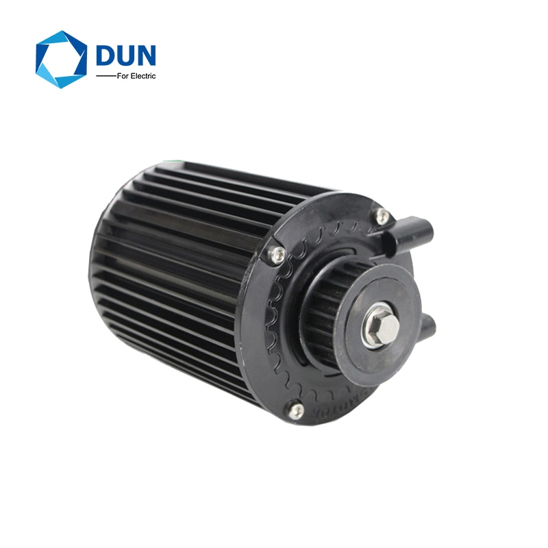 QS 90H 1KW 72V 60KPH 3500RPM PMSM Mid Drive Motor Kits with Far-Drive ND72240 Sine Wave Controller enlarge