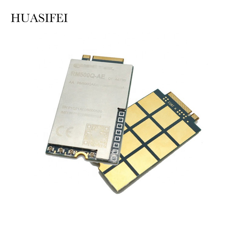 RM500Q-AE 5G NR Module Cover global 5G frequency Multi-constellation GNSS  USB 3.0/3.1, PCIe 3.0 and eSIM 5G NR and LTE-A bands