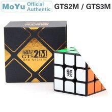 Moyu Weilong Gts 2 M Magnetische 3X3X3 Magic Cube Magneten GTS2M/GTS3M 3X3 speed Cube GTS2/GTS3 Puzzel Antistress Speelgoed