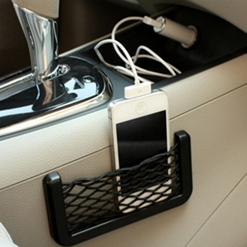 Bolsa de almacenamiento de estilo de coche accesorios pegatina para Citroen C4 C5 C3 Picasso xsarra Berlingo Saxo C2 C1 C4L DS3 Xantia DS4 C8