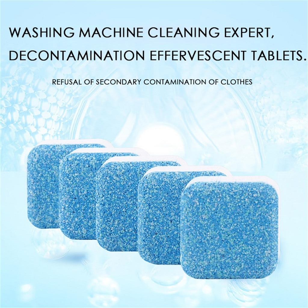 1/5/10 шт. Очиститель для стиральной машины, дезодорант для глубокой очистки, долговечные многофункциональные принадлежности для стирки GK1212