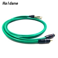 haldane pair type snake rca to xlr balacned audio cable rca male to xlr male interconnect cable with mcintosh usa cable