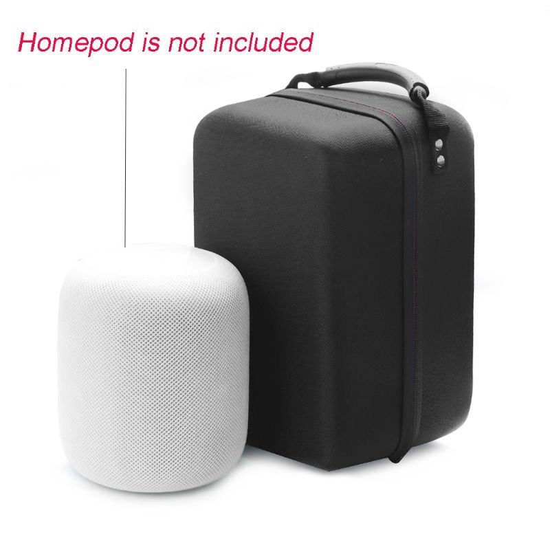 Жесткий EVA Дорожный чехол на молнии сумка для хранения для Apple HomePod Bluetooth динамик