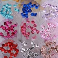 strass rhinestone crystal hair pins for women girls party wedding bridal silver hairpins hair clips hair accessories
