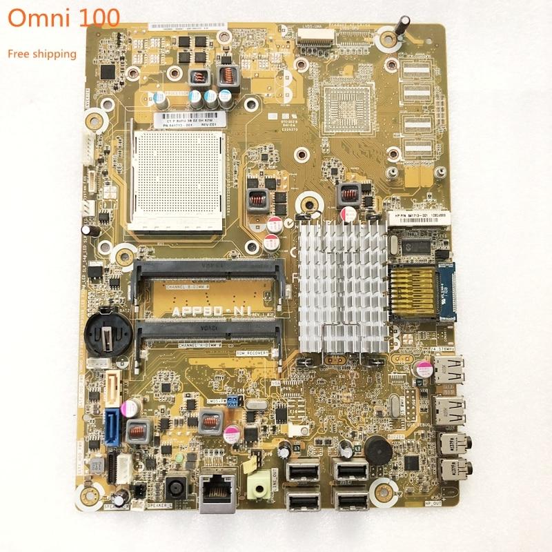 لوحة أم APP80-NI HP Omni 100 AIO 641713-001 لوحة أم 100% تم اختبارها بالكامل