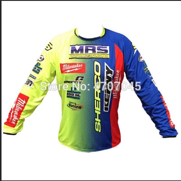 2019 mtb Jersey camiseta de motocross maillot ciclismo hombre dh moto mtb Jersey para descensos fuera de la carretera de montaña spexcel clycling