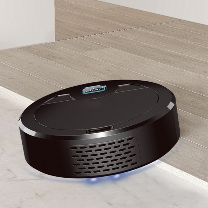 ligent ing and Cleaning Robot Full Automatic Household Vacuum Cleaner USB Charging Wireless Vacuum Cleaner