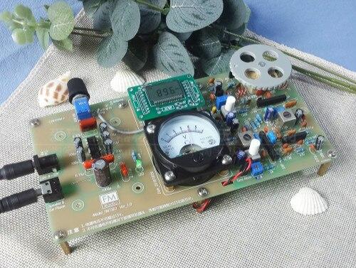راديو FM FM التجريبية لوحة دوائر كهربائية عدة HiFi عن بعد DX الإلكترونية لتقوم بها بنفسك منتج جديد متكامل سوبر منفصلة