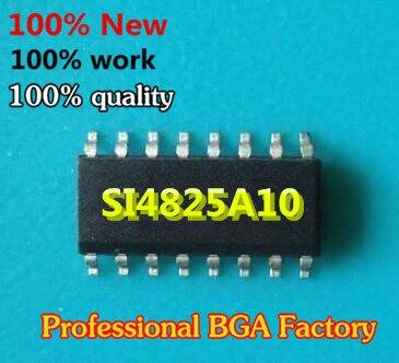 (2-5 piezas) SI4825A10 SI4825-A10 SI4825-A10-CSR SOP-16 nuevo