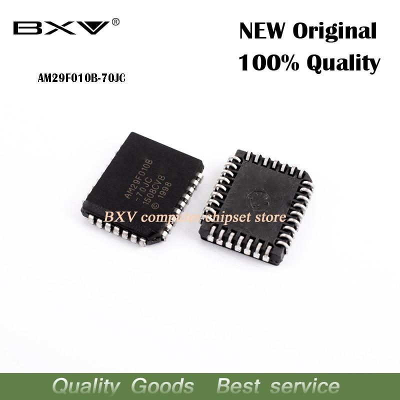 5PCS AM29F010B-70JC AM29F010B AM29F010 29F010 PLCC32 original novo