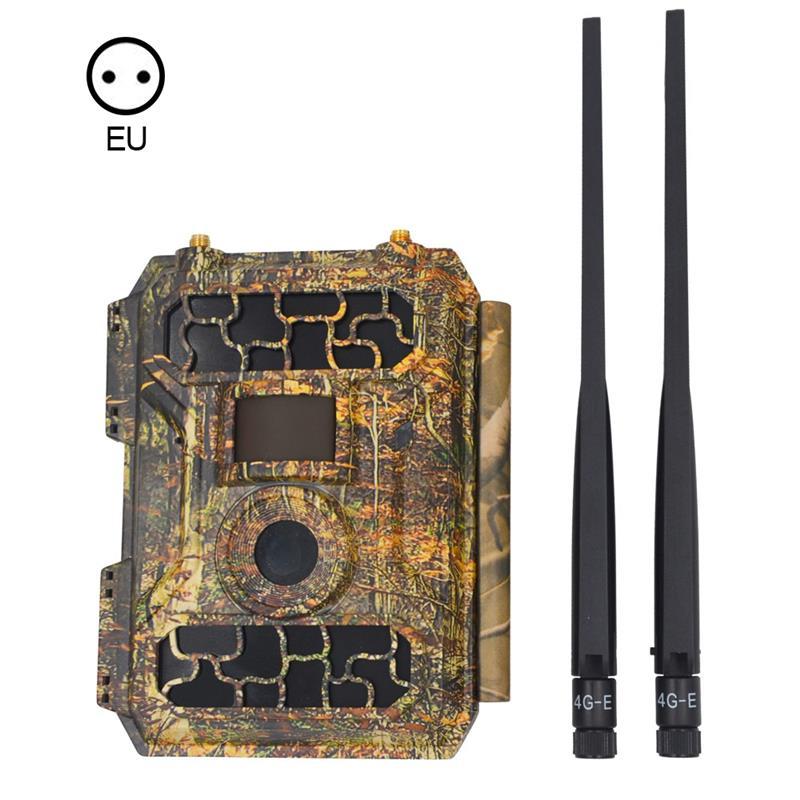 حياة واسعة 4.3CG مراقبة كاميرا مقاومة للماء IP66 4G الرقمية الصيد الكشافة كاميرا تعقب APP التحكم Nigh مرئية