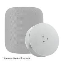 Haut-parleur Bluetooth moderne et Simple  accessoires pratiques  a la mode  Base en metal  Support de bureau autonome pour Apple HomePod