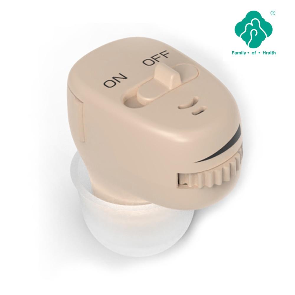 Фото - Слуховой аппарат Audifonos, невидимый широкочастотный бесшумный супер мини-слуховой аппарат для глухих слуховой аппарат zinbest vhp 220 l1154
