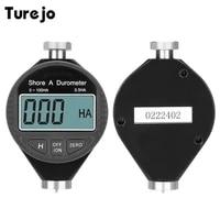 durometer hardness tester digital hardness shore 0 100 acd hardness meter for measuring plastic leather rubber multi resin