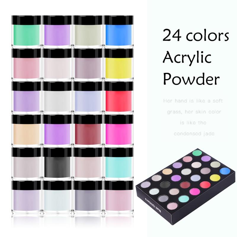 FlorVida Nail Art Glitter Set Holographic Pigment Powder Kit Mirror Chrome Dust For Nails Acrylic Dipping Glitters Manicure