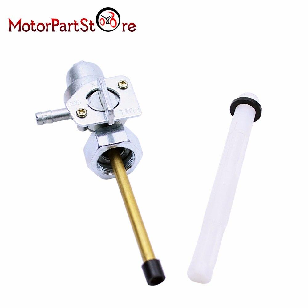 Purga de combustible válvula de tanque de Gas llave de purga de interruptor en moto carburador para Honda CB450T CBX1000 GL650 16950-KB7-910