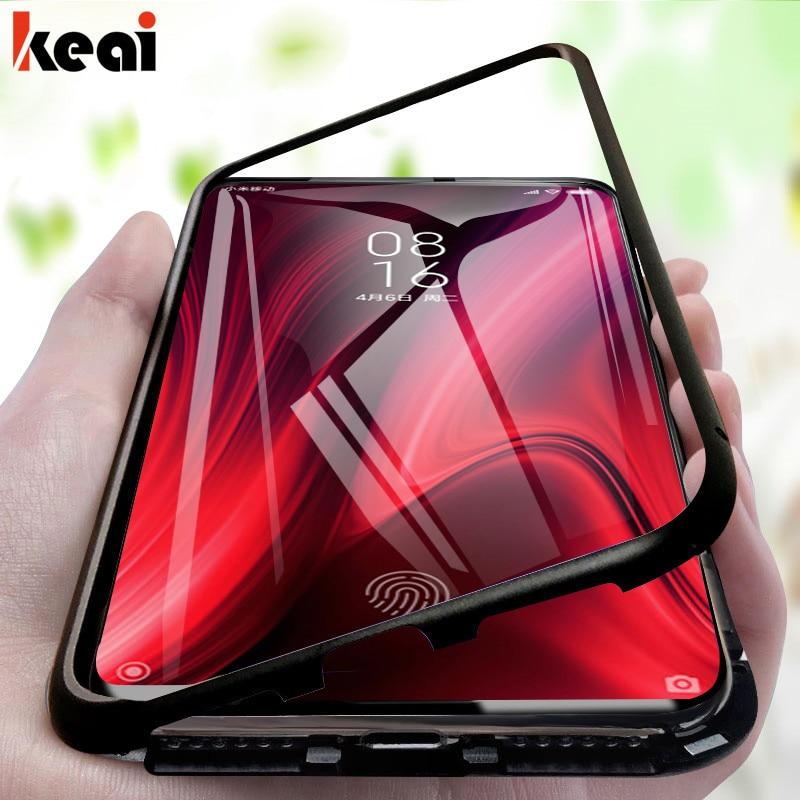 360 Full Cover Protective Phone Case For Xiaomi Redmi Note 8 7 6 5 Pro Case Xiaomi Redmi K20 Pro 7A 5A 6A 4X S2 Case With Glass