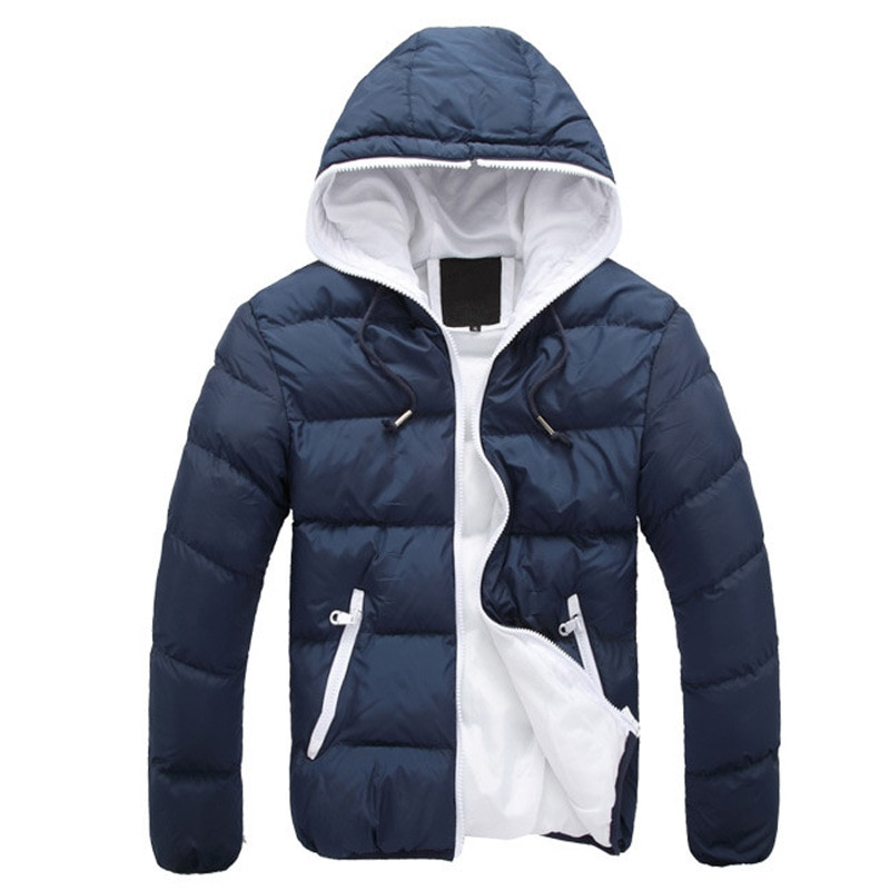 2021 Корейская Стильная мужская парка с подставкой, зимняя одежда в стиле милитари, Теплая мужская парка, женская уличная одежда