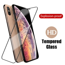 Tempered Glass Iphone 11 12 Pro Max Protective Glass Iphone 12 Mini Glass X Xr SE 2020 6 S 7 8 Plus