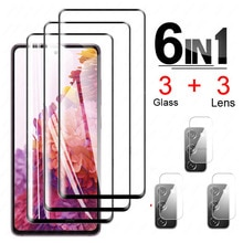 for Samsung Galaxy S20 FE Glass Screen Film Protector Tempered Glass For Samsung S20 FE SM-G780F G780 Glass For Galaxy S20 FE