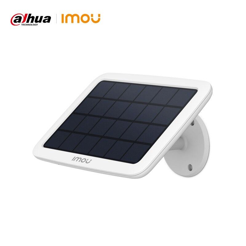 Dahua Imou Solar Panel mit 3M kabel Im Freien für Imou Zelle Pro Akku Powered IP Security Kamera Zubehör
