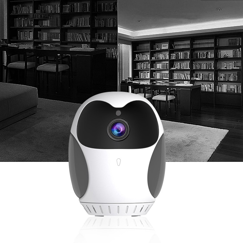 Owl Camera Home Infrared Sports 360 Panoramic Camera HD Smart Two-Way Voice Camera