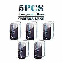 5pcs Protective Glass For Samsung Galaxy S20 FE Glass Camera Protector On For Samsung S20FE Safety F